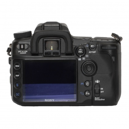 Used Sony Alpha 700, 18-55 and Metz 24 AF-1 flash