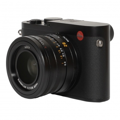 Used Leica Q (Type 116), black