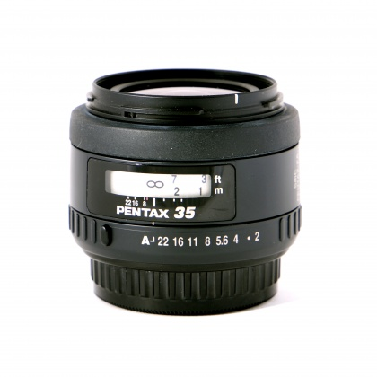 Used Pentax 35mm f2 FA SMC