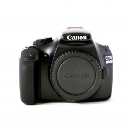 Used Canon EOS 1100D body