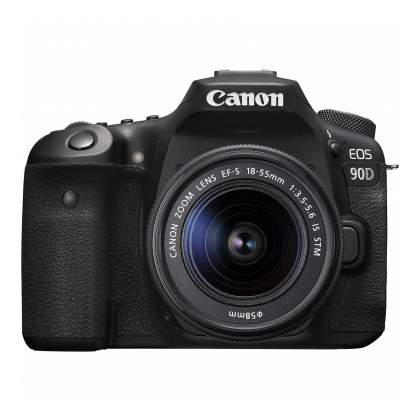 Canon EOS 90D 18-55mm f3.5-5.6 IS STM