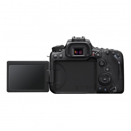 Canon EOS 90D DSLR Camera with EF-S 18-135mm IS USM Lens