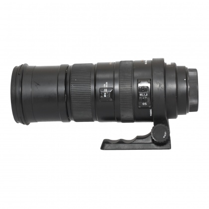 Used Sigma 150-500mm f5-6.3 for Canon EOS