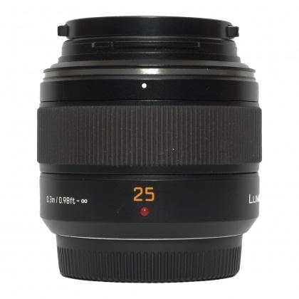 Used Panasonic 25mm f1.4 DG Summilux ASPH