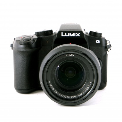 Used Panasonic DMC-G80, 12-60