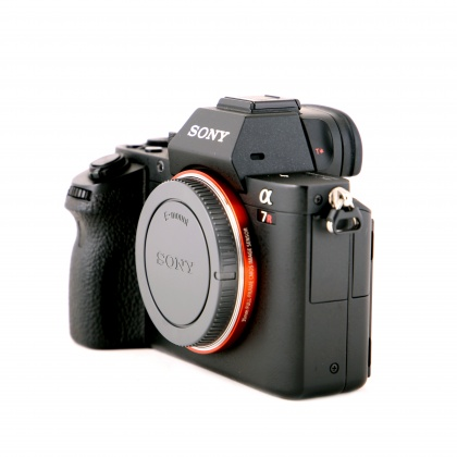 Used Sony A7R MkII body