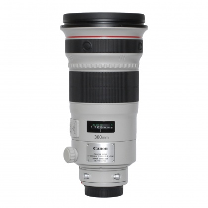 Used Canon EF 300mm f2.8 L IS USM Mk II