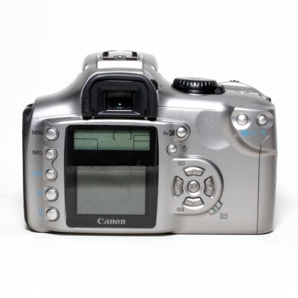 Used Canon EOS 300D body