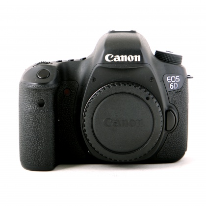 Used Canon EOS 6D Body