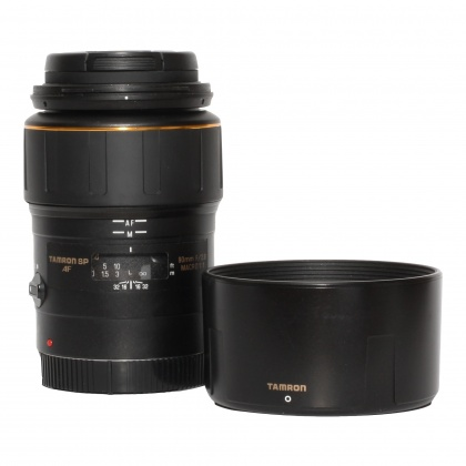 Used Tamron 90mm f2.8 Macro for Canon EOS