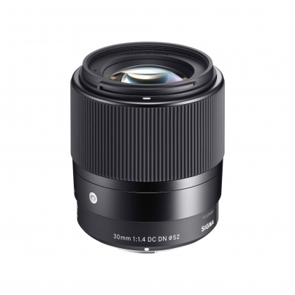 Sigma 30mm f1.4 DC DN C for Canon EOS M