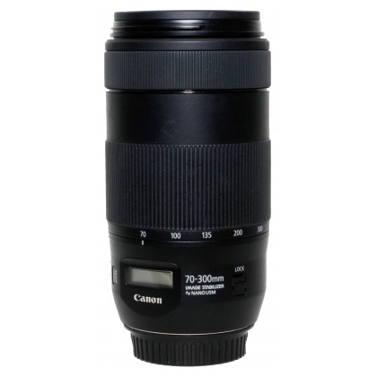 Used Canon EF 70-300 f4.5-5.6 IS II USM