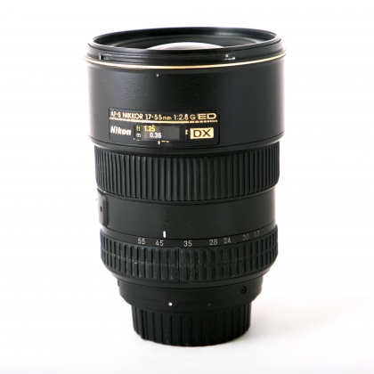 Used Nikon AF-S DX 17-55mm f2.8 ED IF