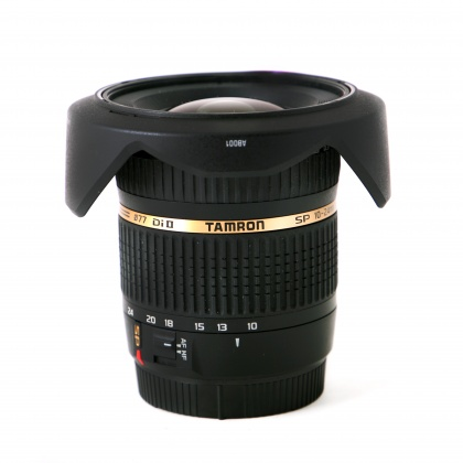 Used Tamron 10-24mm f3.5-4.5 Di II for Canon EOS