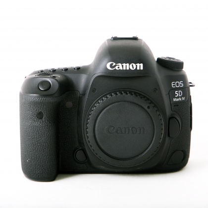Used Canon EOS 5D IV body