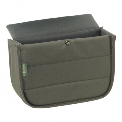 Billingham Hadley Small, Black Fibrenyte / Black Trim