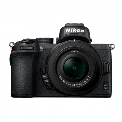 Nikon Z 50 Mirrorless Camera with 16-50mm f3.5-6.3 VR  lens