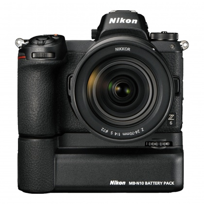 Nikon Battery Pack MB-N10