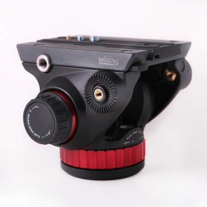 Used Manfrotto MVH502 AH Head