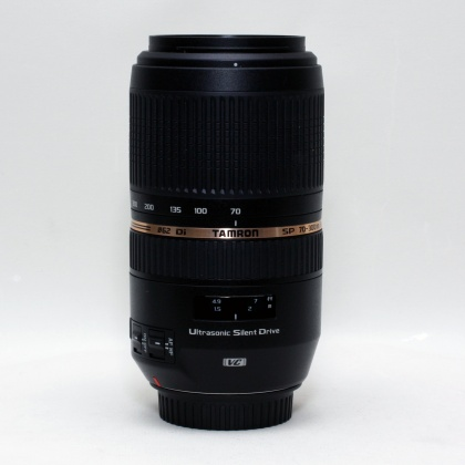Used Tamron 70-300mm f4-5.6 Di VC USD for Canon EOS