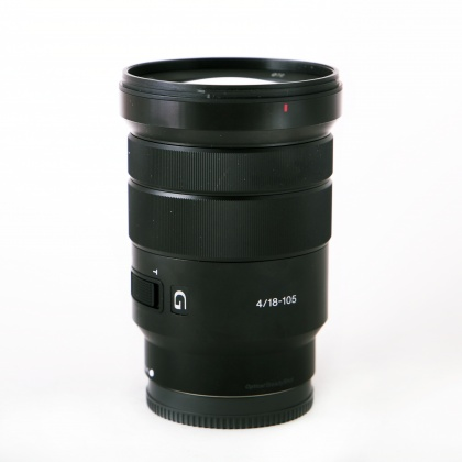 Used Sony E 18-105mm f4