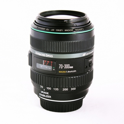 Used Canon EF 70-300mm f4-5.6 DO IS USM