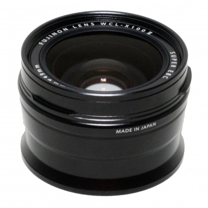 Used Fujifilm WCL-X100II Wide Conversion Lens