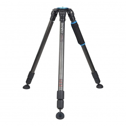 Benro Combination Series 3 Carbon Twist 3-Section Tripod
