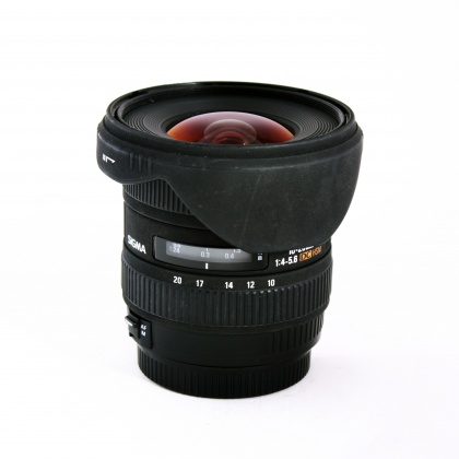 Used Sigma 10-20mm f4-5.6 DC for Canon EOS