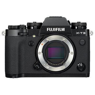Fujifilm X-T3 Kit with XF 16-80mm lens, Black