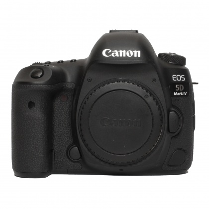 Used Canon EOS 5D Mk IV body