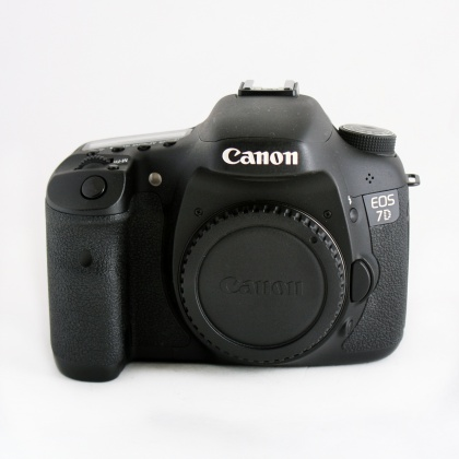 Used Canon EOS 7D body