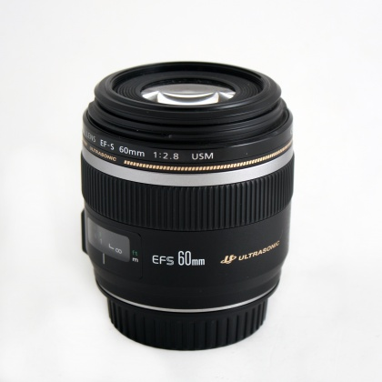 Used Canon EF-S 60mm f2.8 Macro
