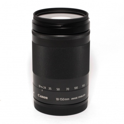 Used Canon EF-M 18-150mm f3.5-6.3 IS STM