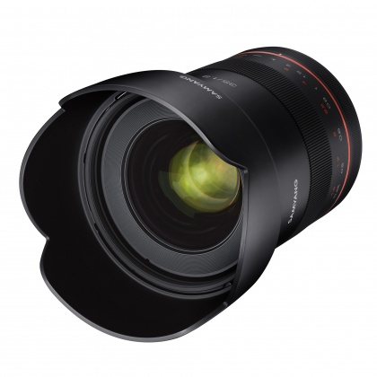 Samyang XP 35mm F1.2 for Canon EOS