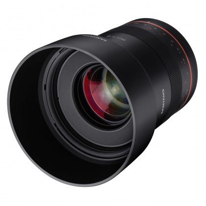Samyang XP 50mm F1.2 for Canon EOS