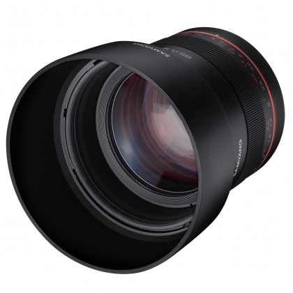 Samyang XP 85mm F1.2 for Canon EOS