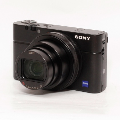 Used Sony DSC-RX100 VI