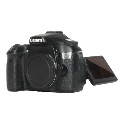 Used Canon EOS 70D body