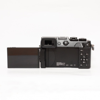 Used Panasonic DMC-GX8 body