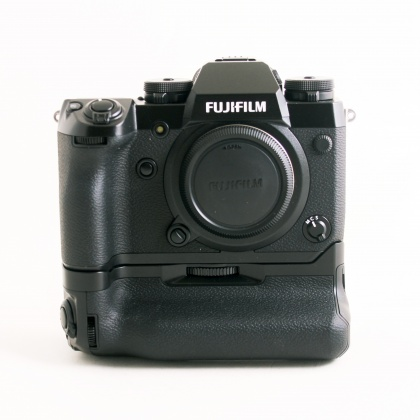 Used Fujifilm X-H1 Body + Grip