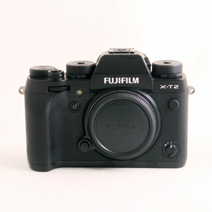 Used Fujifilm X-T2 body