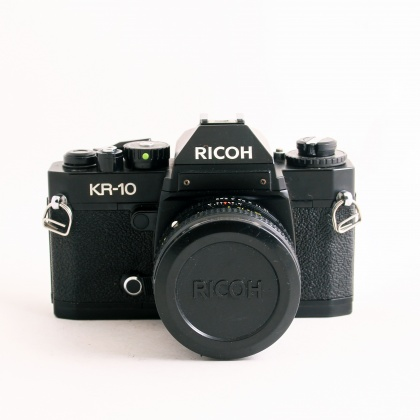 Used Ricoh KR-10 with 50mm f2