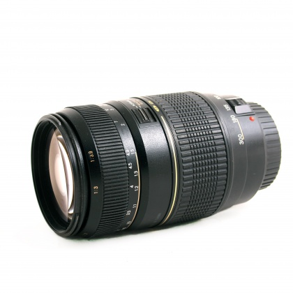 Used Tamron 70-300mm f4-5.6D Macro for Canon EOS