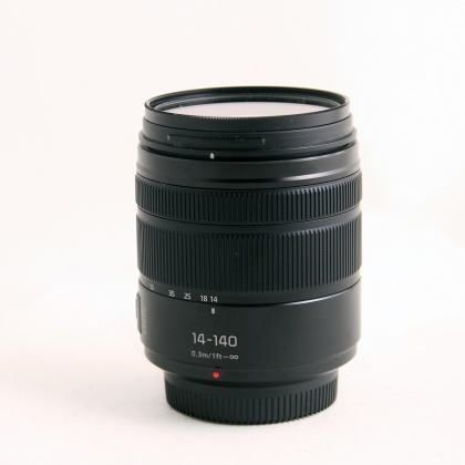 Used Panasonic 14-140mm f3.5-5.6 ASPH OIS