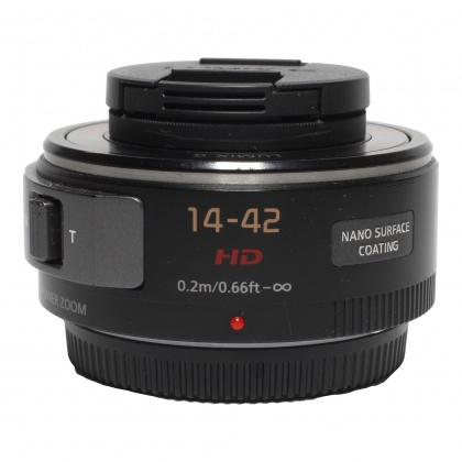 Used Panasonic 14-42mm f3.5-5.6 OIS