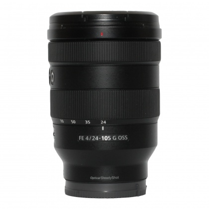 Used Sony FE 24-105mm f4 G OSS