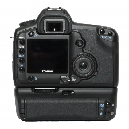 Used Canon EOS 5D body with Grip