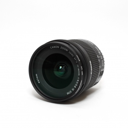 Used Canon EF-S 10-18mm f4-5.6 IS STM