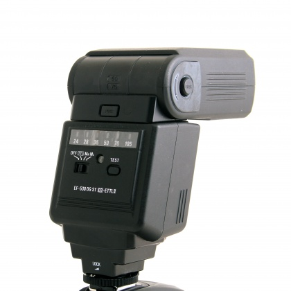 Used Sigma  DG EF-530 ST Flash for Canon EOS